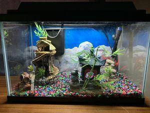 Fish Tank 10' Gallon for Sale in Falls Church, VA
