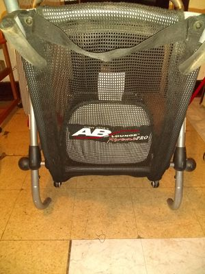 I have a exercise chair for sale for Sale in Wellington, KS