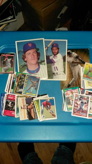 Sports Card Collectible Lot Baseball Hockey for Sale in Toms River, NJ