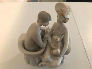 "Lladro Porcelain Figurine Model #4830 ""You And Me"" for Sale in Peoria, AZ"