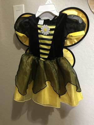 Bumble bee costume 18-24 months for Sale in San Diego, CA