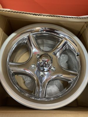 Pacer 107P RWD Soft 5 rims for Sale in Lincoln, NE