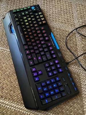 Logitech G910 Orion Spectrum Mechanical RGB Keyboard for Sale in San Pablo, CA