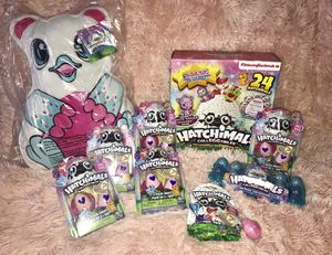 Hatchimals huge bundle all NEW for Sale in Soledad, CA