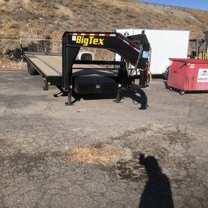 14GN-25+5 Big Tex 2021 Gooseneck Equipment Trailer for Sale in Wheat Ridge, CO