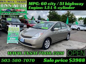 2005 TOYOTA PRIUS for Sale in Salem, OR