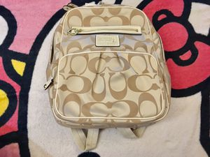 Coach Backpack (Brand New!!!) for Sale in Fairfax, VA