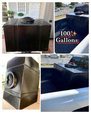 NEW... Car Detail Water Tank Elegant Black (100 Gallons) 🚙✨ for Sale in Santa Ana, CA