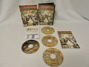 Sid Meiers Civilizaion IV CD-ROM for Sale in CO, US