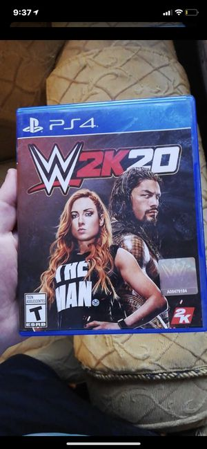 Wwe 2k20 for Sale in Chicago, IL