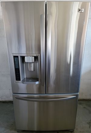 Stainless Steel Refrigerator for Sale in North Las Vegas, NV
