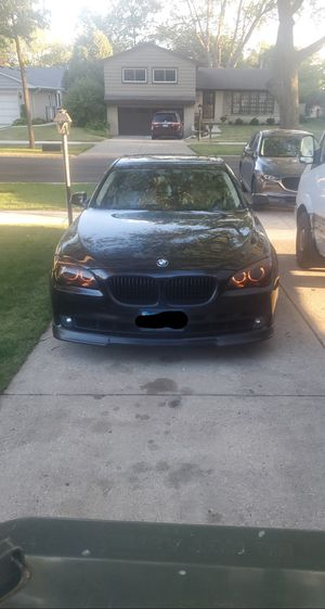 Bmw series 750 2011 for Sale in Mount Prospect, IL