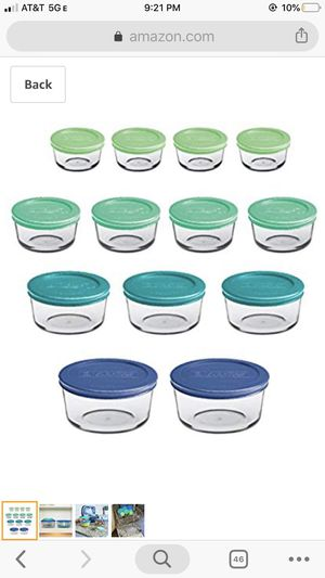 Anchor glass containers for Sale in Littleton, CO