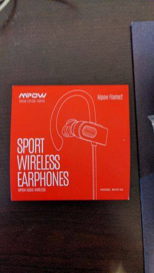MPOW sport headphones for Sale in San Diego, CA