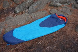 Kelty cosmic 20 down sleeping bag for Sale in LA CANADA FLT, CA