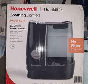 Honeywell Filter Free Humidifier Black for Sale in Snellville, GA