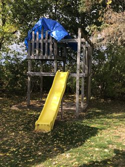 FREE LARGE PLAYSCAPE for Sale in Canandaigua,  NY
