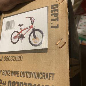 20 In Boys Bike for Sale in Virginia Beach, VA