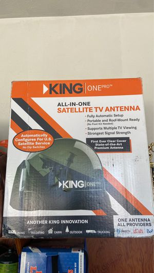 King 1 pro Brand new in the box for Sale in Stockton, CA