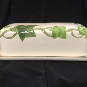 Franciscan Ivy Butter Dish for Sale in Phoenix, AZ