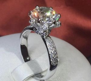 New 18 k white gold engagement ring wedding ring set wedding band for Sale in Orlando, FL