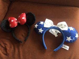 Disney Minnie Ears for Sale in Los Alamitos, CA