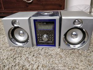 CD player stereo system for Sale in El Cajon, CA