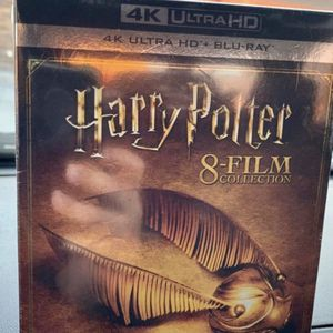 NEW (SEAL) Harry Potter 8 Film Collection (4K & Blu-ray) for Sale in East Los Angeles, CA