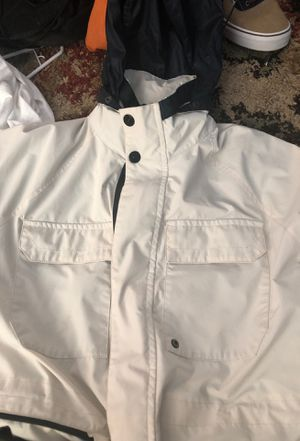 Nautica jacket w hoodie for Sale in Cleveland, OH