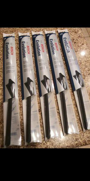 """Bosch 20"""" evolution windshield wiper blades for Sale in Ontario, CA"""