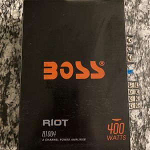 Boss Riot R1004 for Sale in Gilbert, AZ