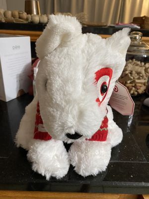 Target Bullseye Dog Holiday 2012 plush for Sale in Seminole, FL
