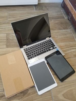 iPad mini dell laptop for Sale in Avondale, AZ