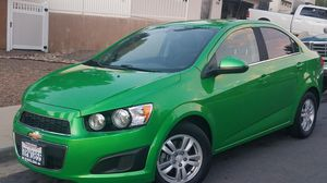 2016 Chevy Sonic LT Turbo for Sale in Poway, CA