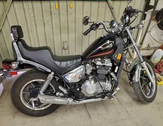 1987 Kawasaki 454 LTD for Sale in Glendale, AZ