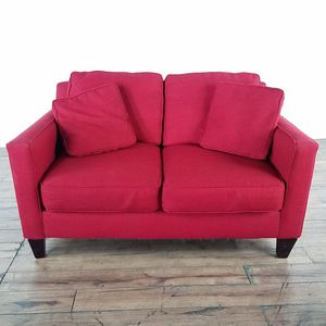 Bauhaus Red Upholstered Loveseat (1025390) for Sale in South San Francisco, CA