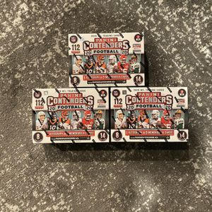 2020 Panini Contenders NFL for Sale in Seattle, WA