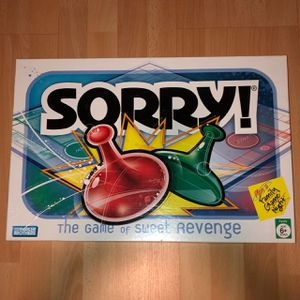 📍 Sorry Board Game 📍 for Sale in Houston, TX