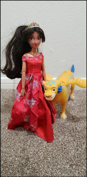 Disney Elena and Flying Leopard for Sale in Henderson, NV