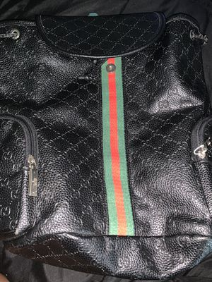 Authentic Gucci Backpack for Sale in Paramount, CA