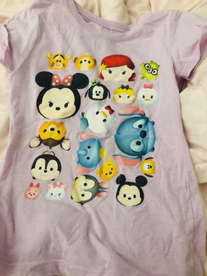 Size 6T t shirt kids for Sale in Delray Beach, FL