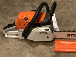 "Stihl Chainsaw 18"" for Sale in Stafford, TX"