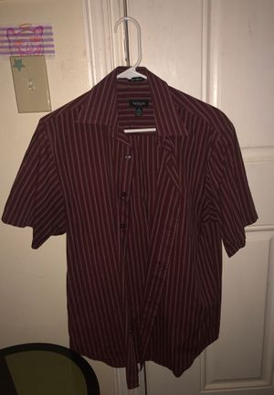 Vintage Van Heusen short sleeve button down for Sale in Denton, TX
