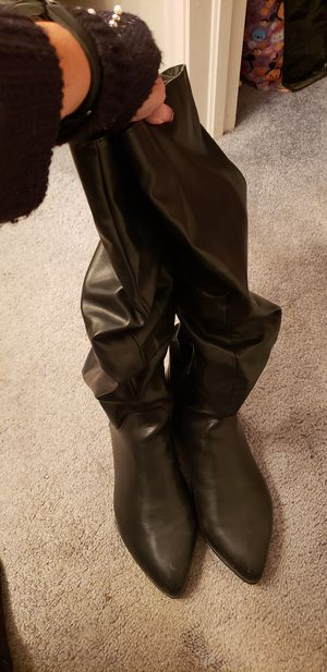 Womens Wide Calf 12WW Boots NEW for Sale in Denver, CO