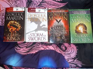 Game of throne books for Sale in Fort Worth, TX