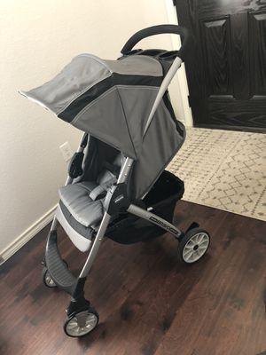 Chicco mini bravo sport stroller. Barely used. $80 for Sale in Saginaw, TX