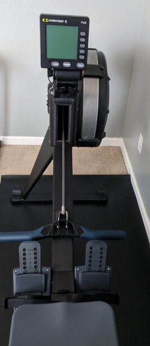 Concept 2 Mode E Rower w/ PM5- from Rogue Fitness for Sale in Downey, CA