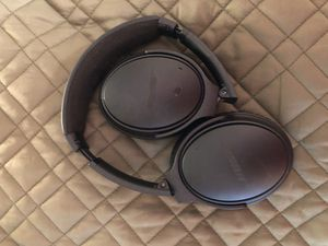 Bose Quiet Comfort 25 Acoustic Noise Cancelling Headphones - Triple Black for Sale in San Angelo, TX