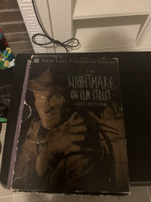Freddy Kruger box set for Sale in Bethlehem, PA