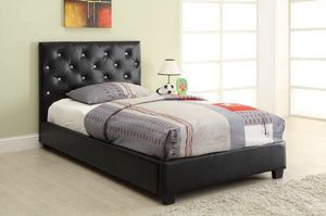 Twin platform bed frame (New) for Sale in Fairfax, VA